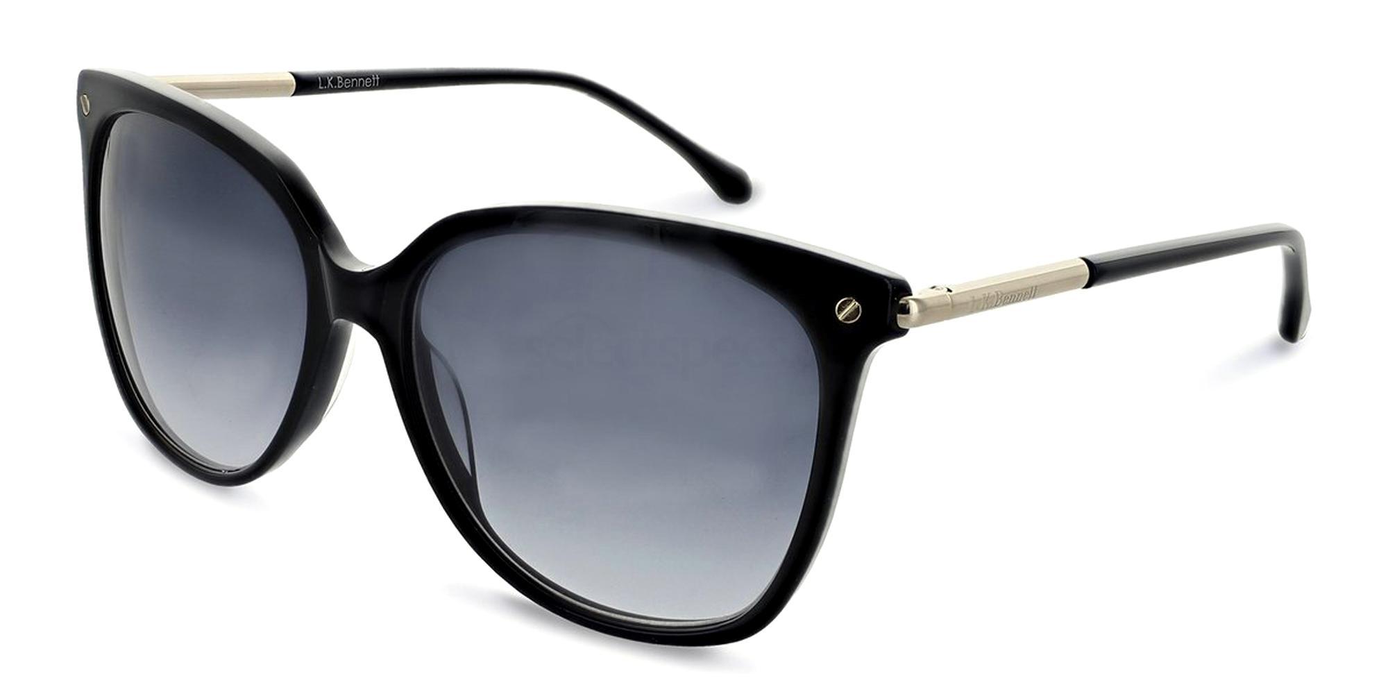C4 LKBSUN01 Sunglasses, L.K.Bennett