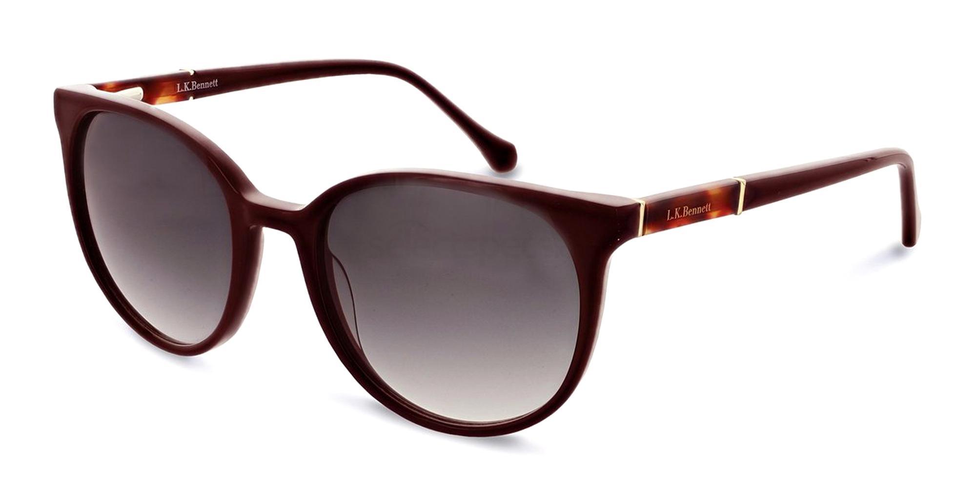C3 LKBSUN13 Sunglasses, L.K.Bennett