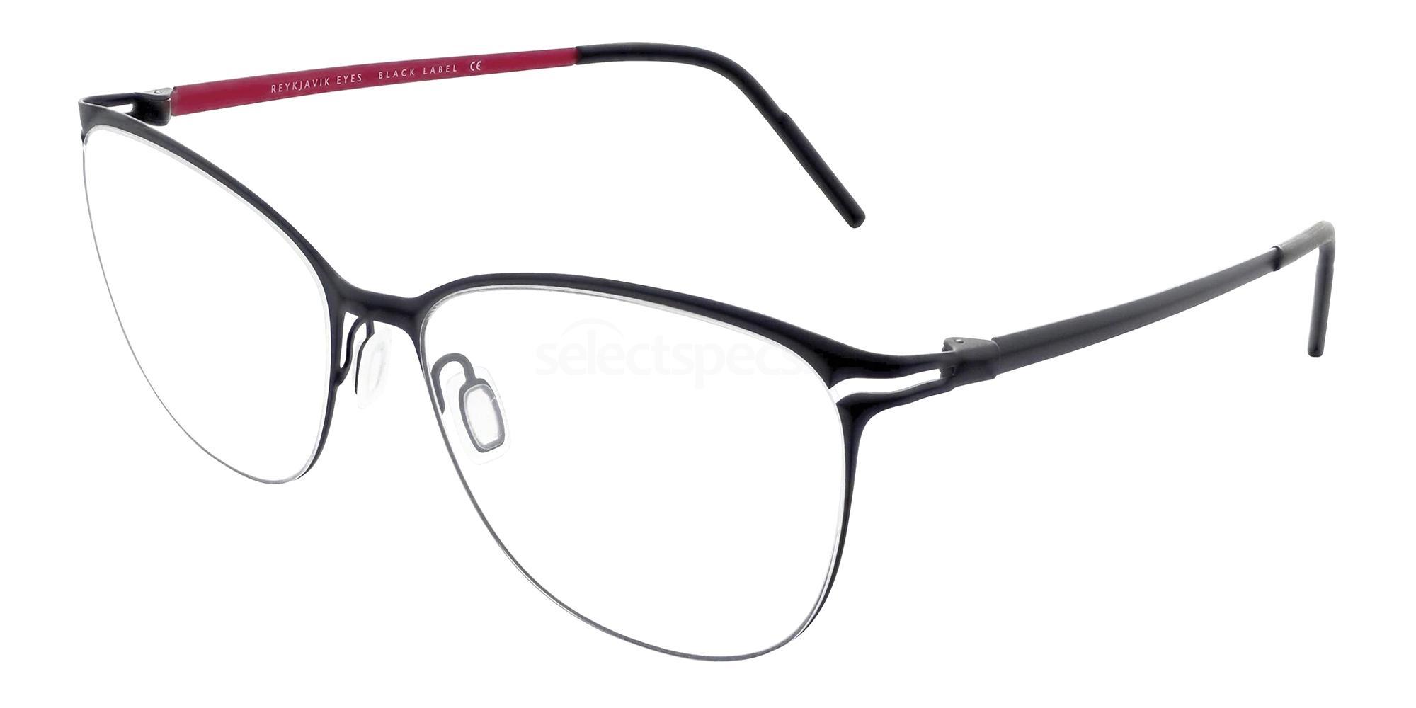 C1 EMBLA Glasses, Reykjavik Eyes Black Label
