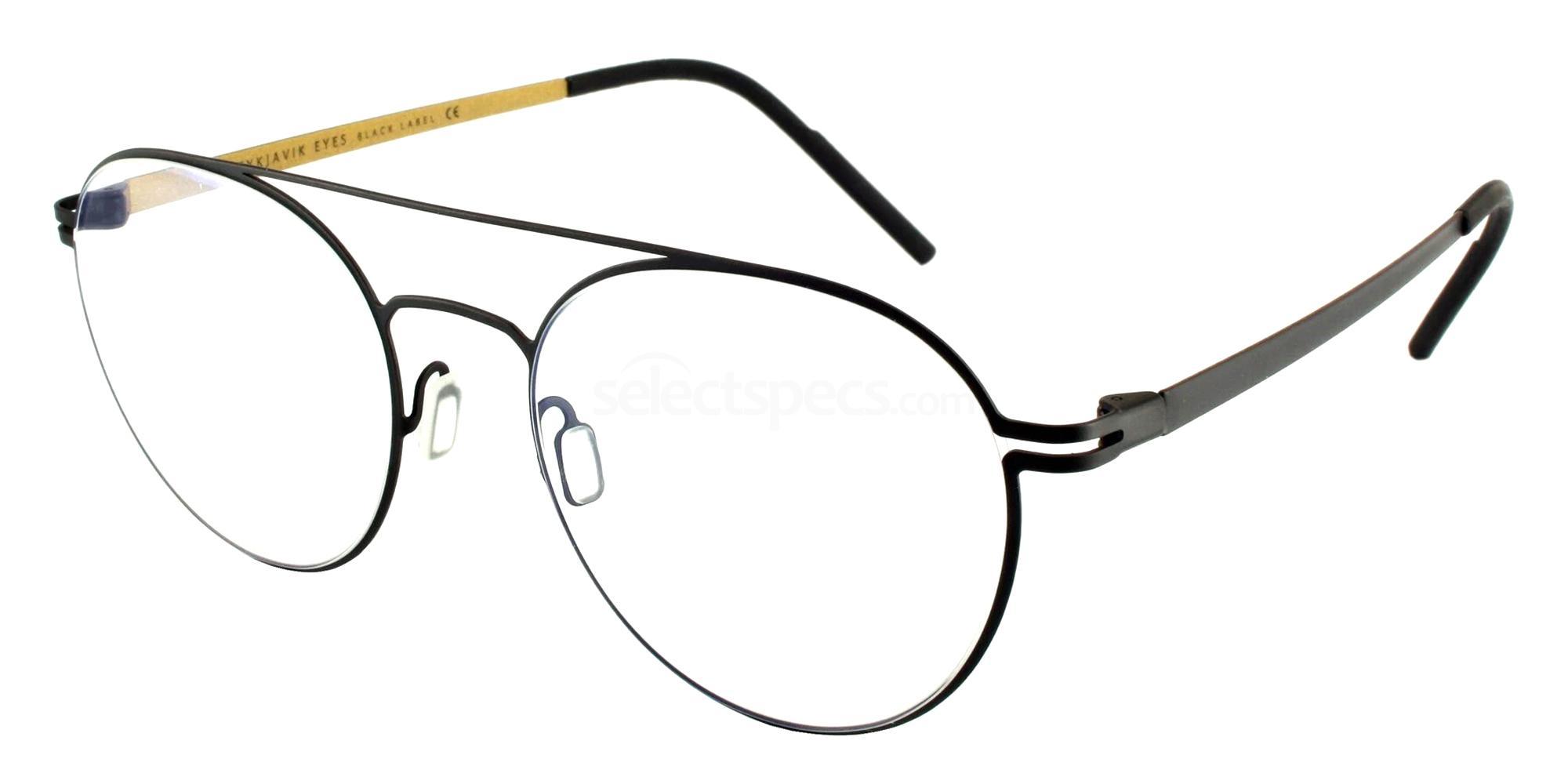 C1 FULLA Glasses, Reykjavik Eyes Black Label