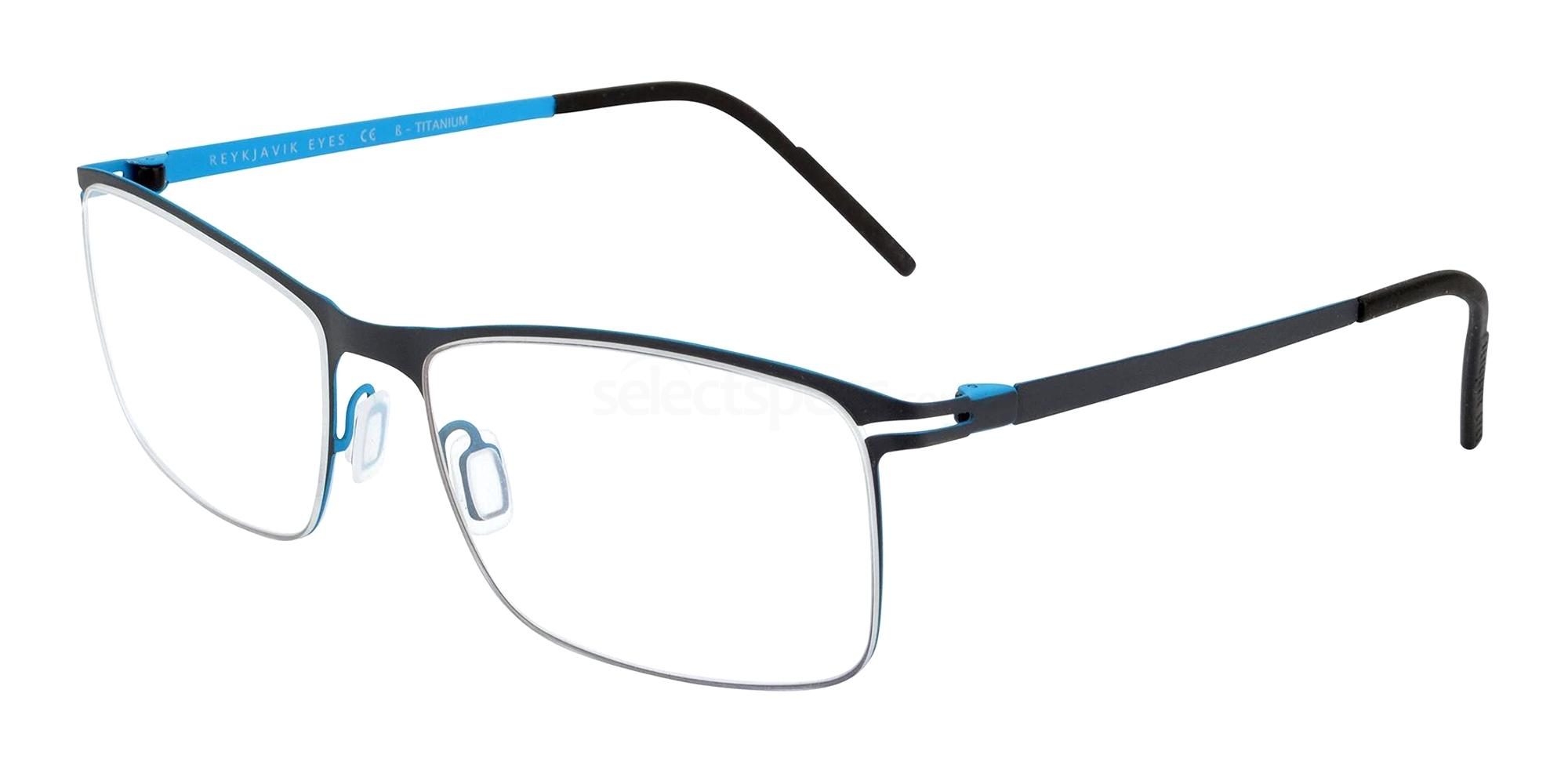 C1 LOKI Glasses, Reykjavik Eyes Black Label