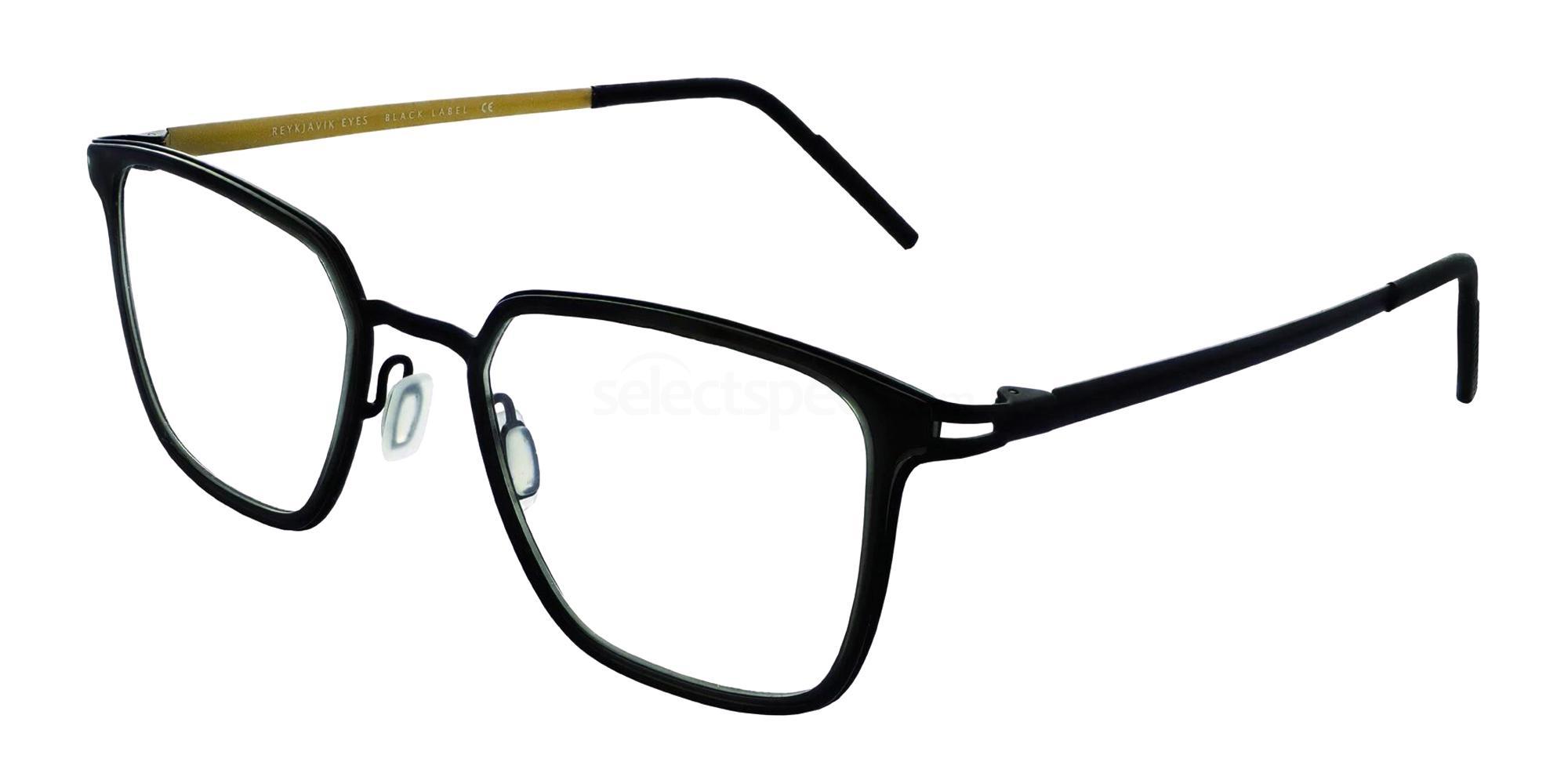 C1 MARKUS Glasses, Reykjavik Eyes Black Label