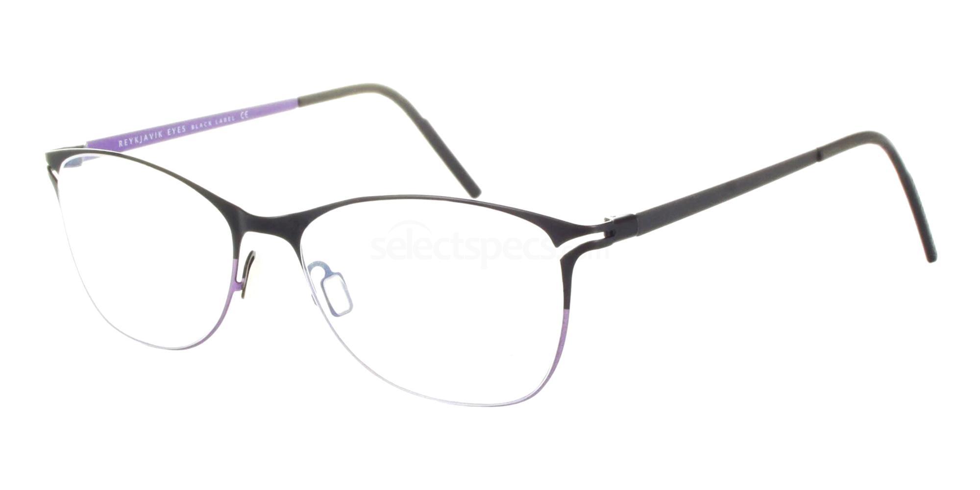 C1 NOTT Glasses, Reykjavik Eyes Black Label