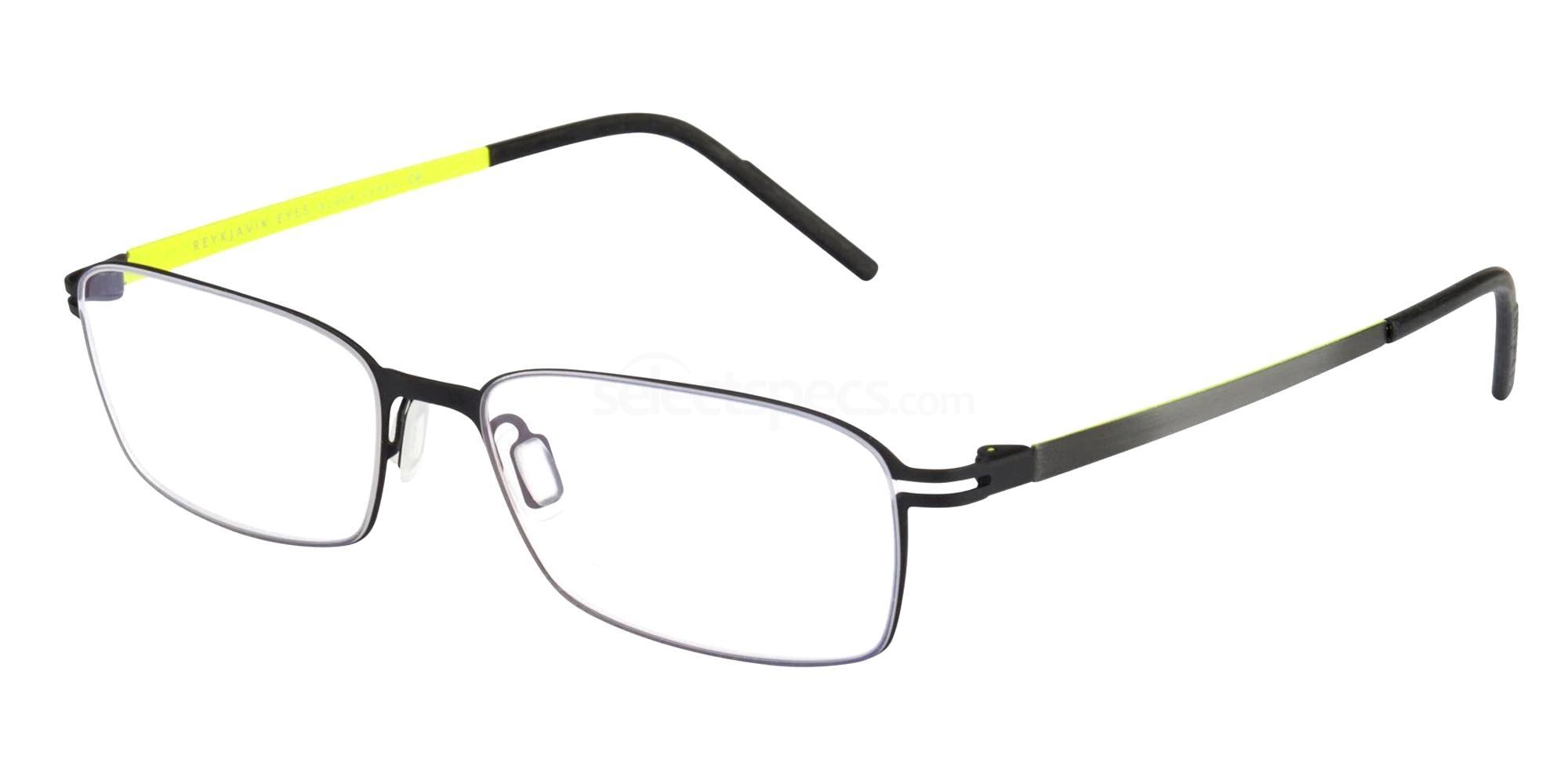 C1 SAGA Glasses, Reykjavik Eyes Black Label