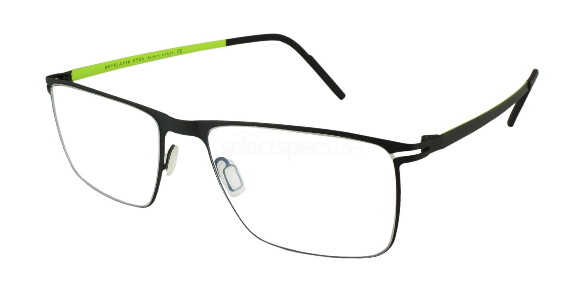 С1 SKOLL Glasses, Reykjavik Eyes Black Label