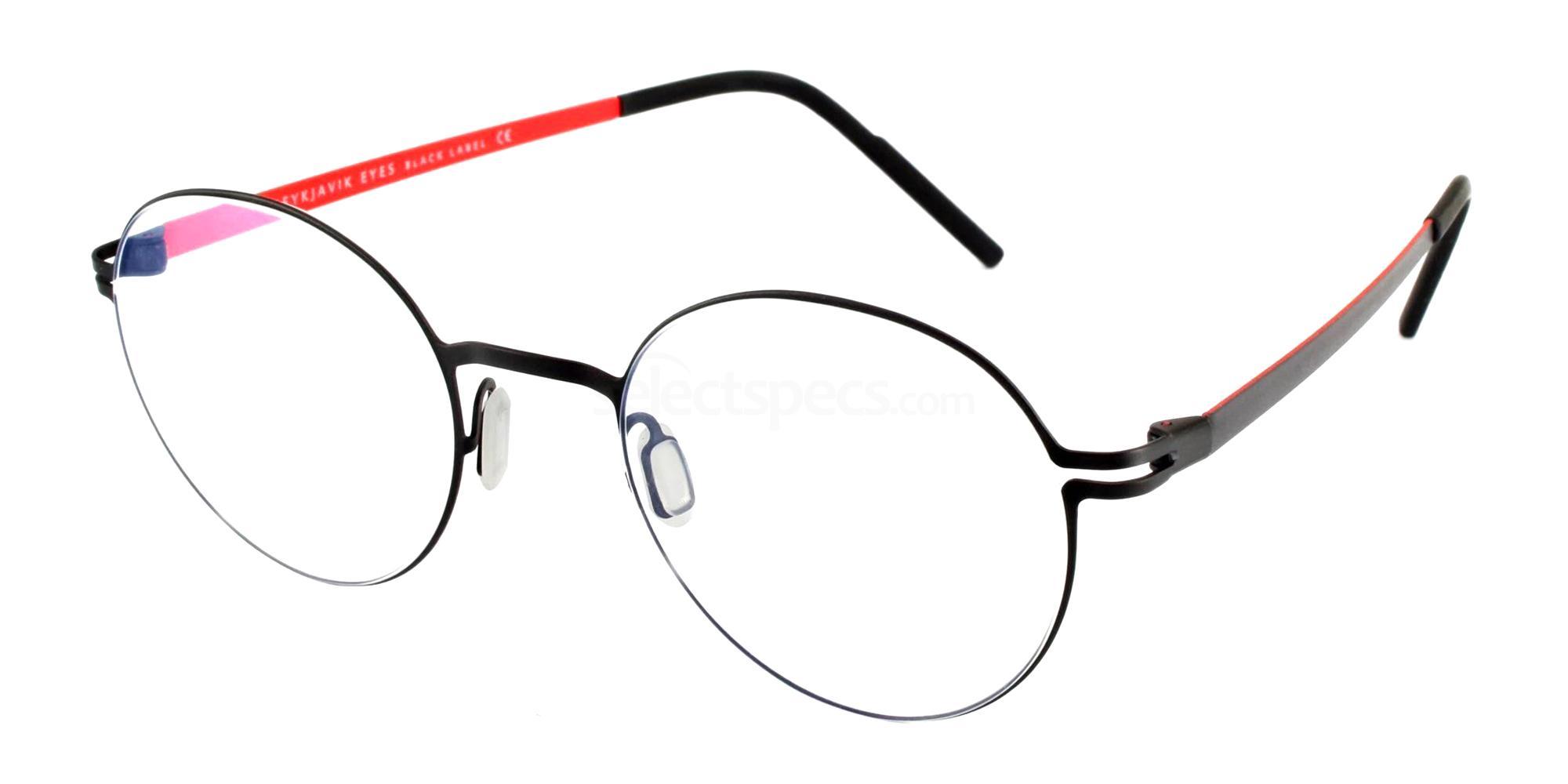 С1 VILI Glasses, Reykjavik Eyes Black Label