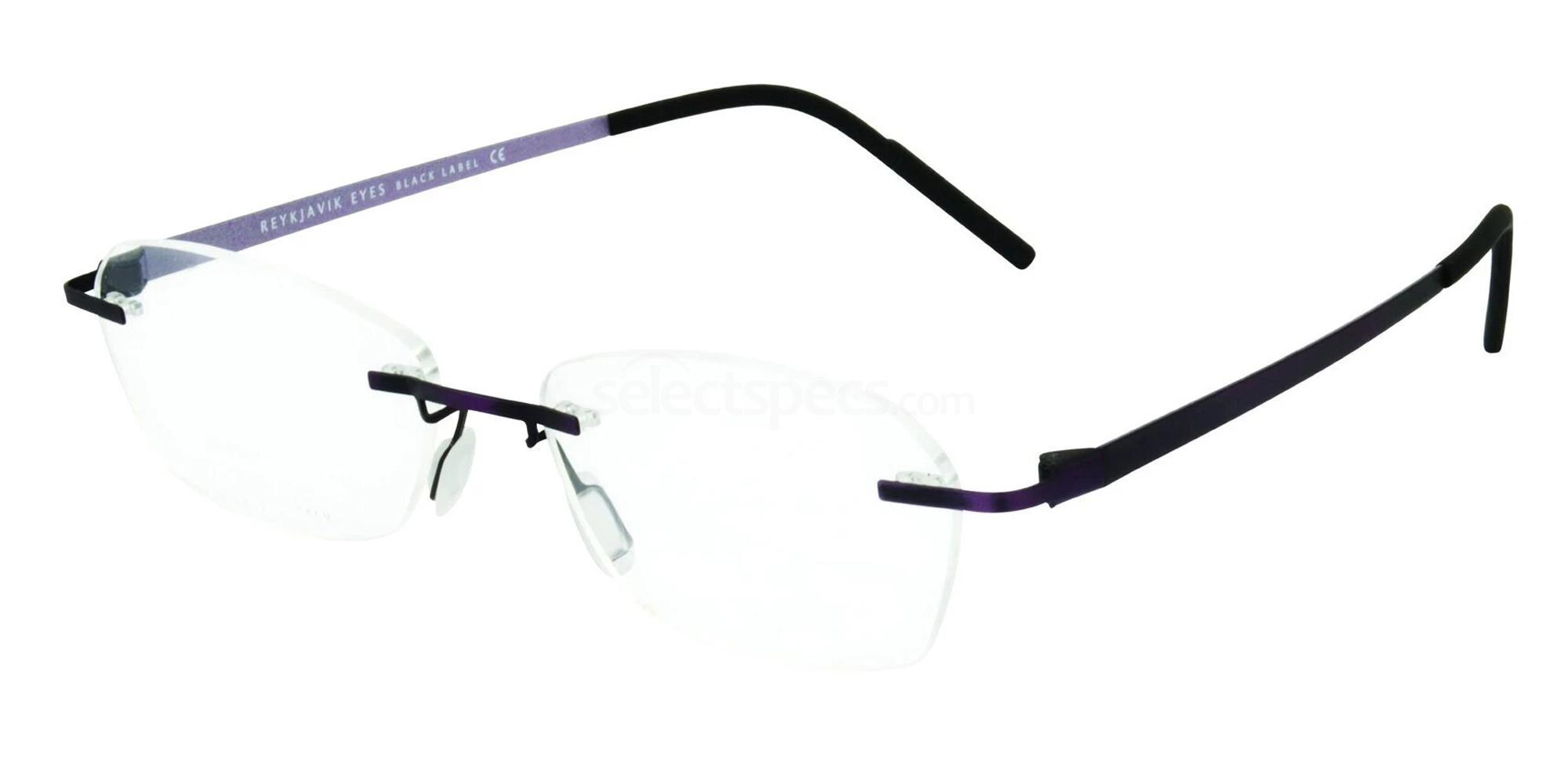 С1 MARTA Glasses, Reykjavik Eyes Black Label