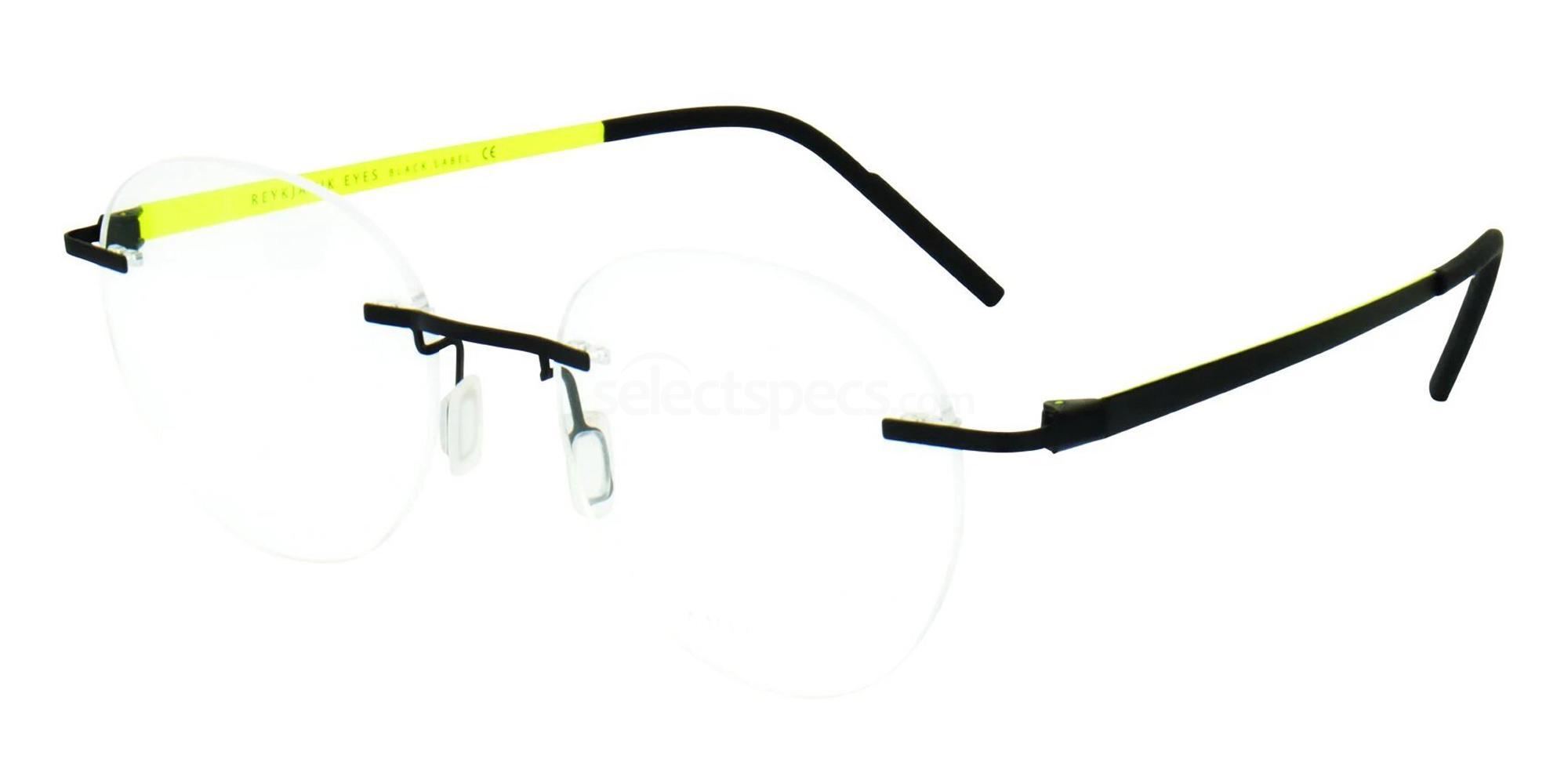 С1 TEKLA Glasses, Reykjavik Eyes Black Label