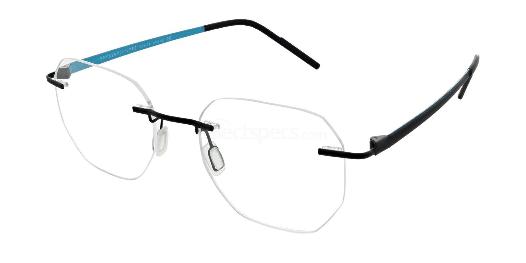 C1 HENRIK Glasses, Reykjavik Eyes Black Label