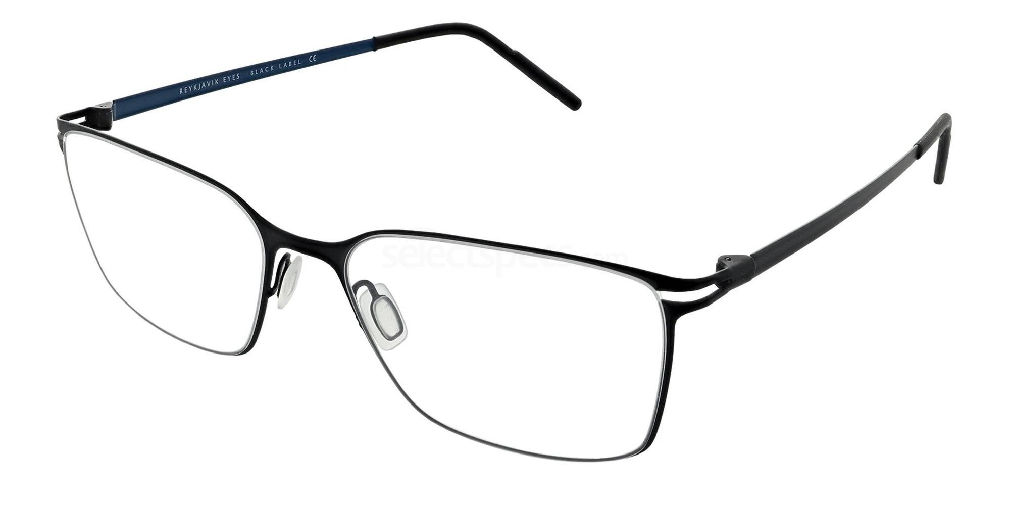 C1 STEFAN Glasses, Reykjavik Eyes Black Label