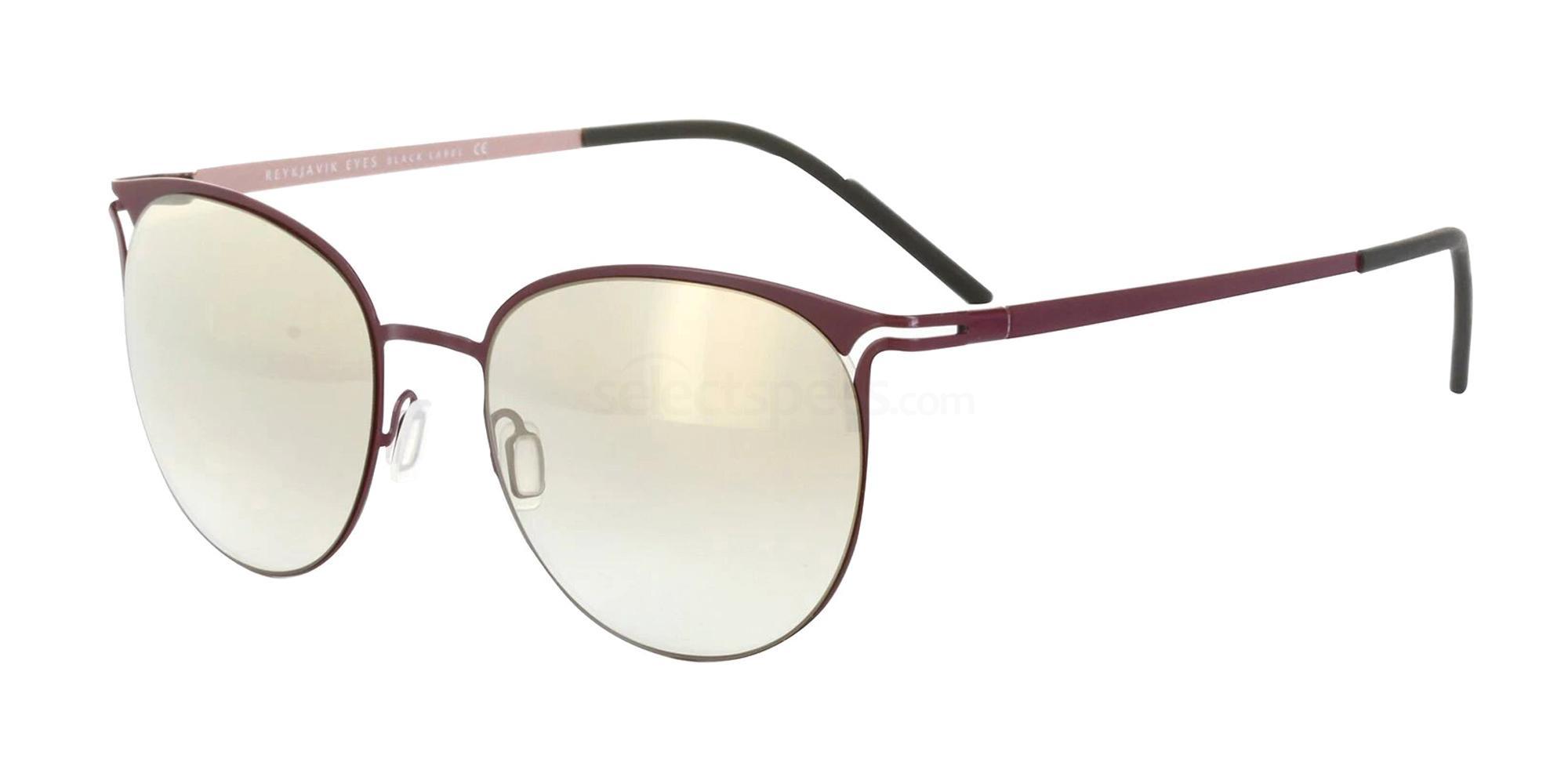 С1 MR OWL Sunglasses, Reykjavik Eyes Black Label