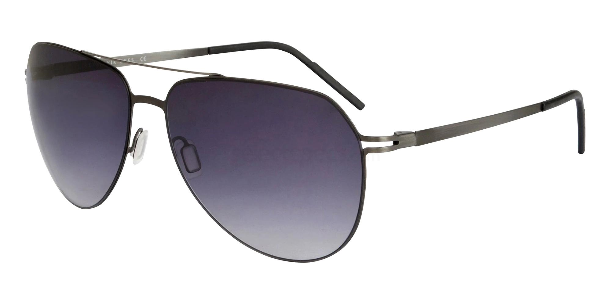 С1 MR PUFFIN Sunglasses, Reykjavik Eyes Black Label