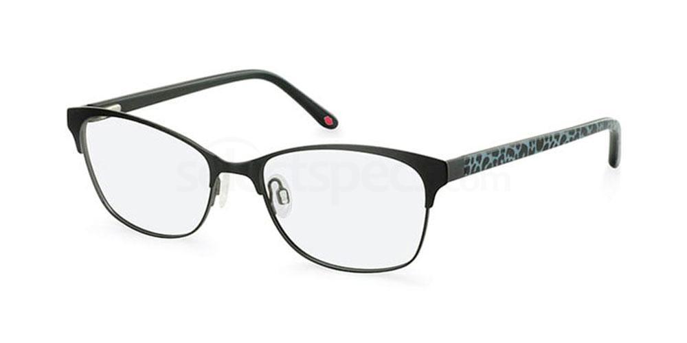 BLK L781 Glasses, Lulu Guinness Eyewear