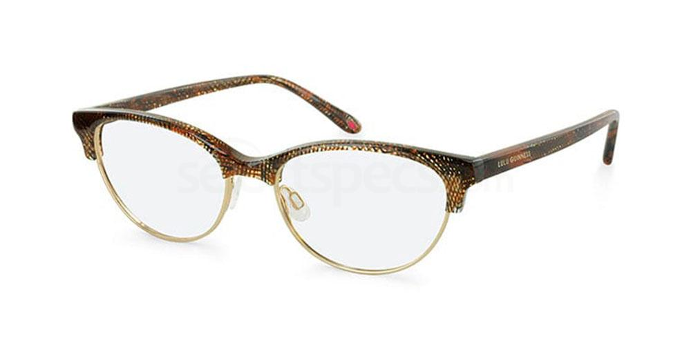 BRN L784 Glasses, Lulu Guinness Eyewear