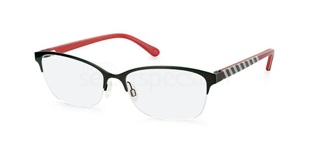BLK L786 Glasses, Lulu Guinness Eyewear