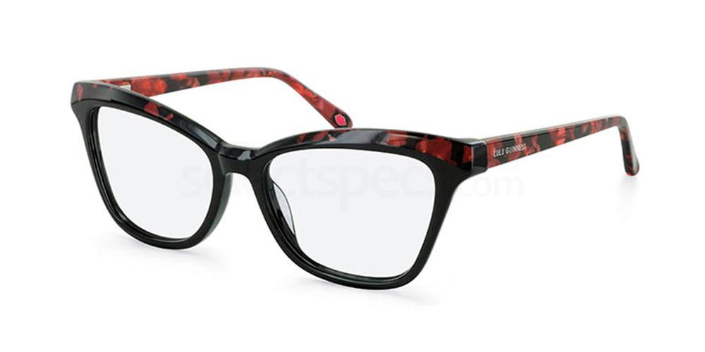 BLK L905 Glasses, Lulu Guinness Eyewear