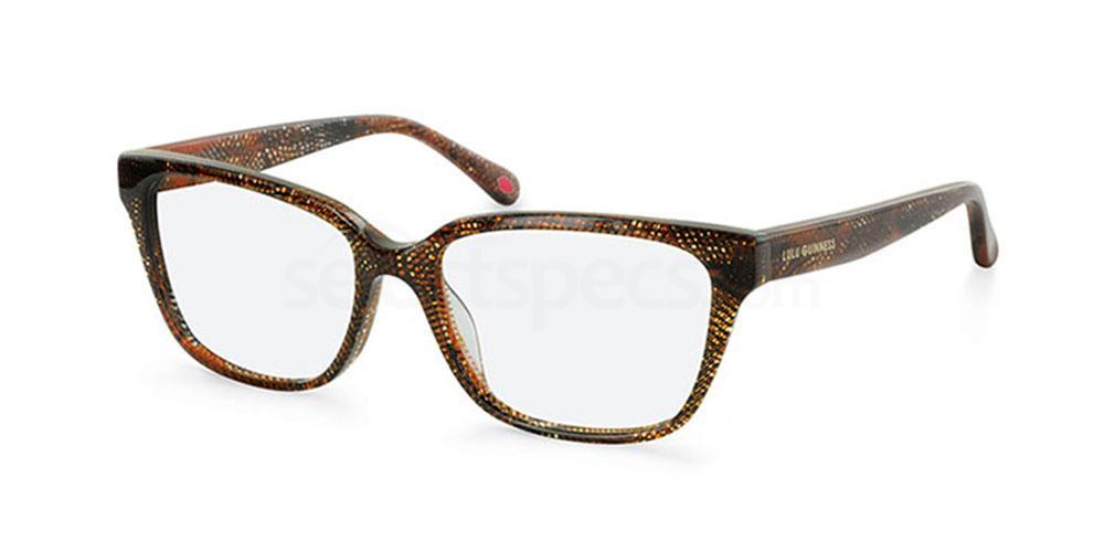 BRN L906 Glasses, Lulu Guinness Eyewear