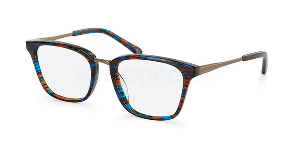 BRN L908 Glasses, Lulu Guinness Eyewear