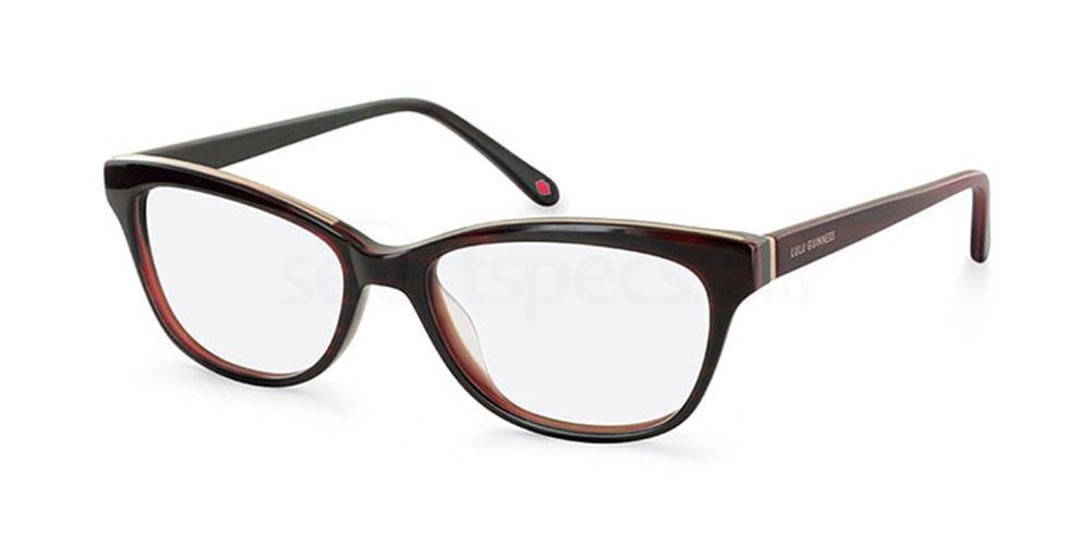 BUR L910 Glasses, Lulu Guinness Eyewear