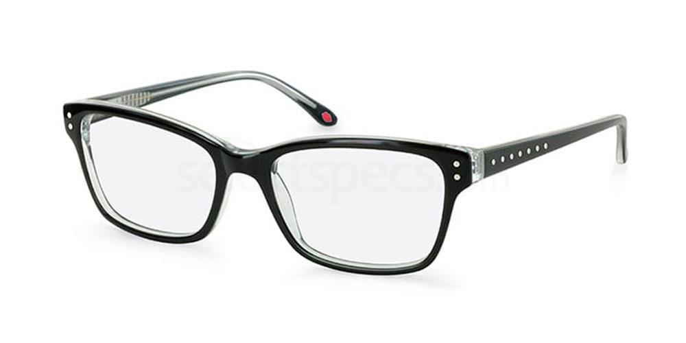 BLK L911 Glasses, Lulu Guinness Eyewear
