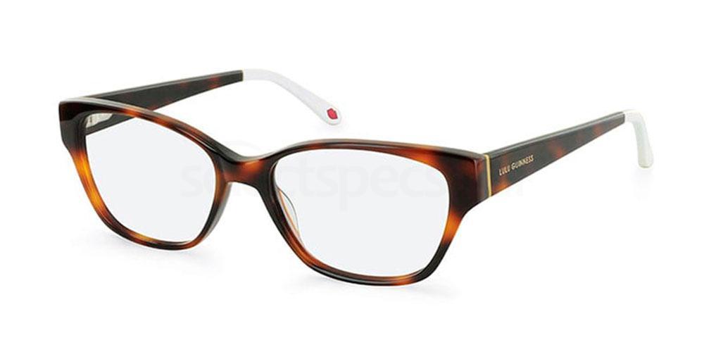 TOR L914 Glasses, Lulu Guinness Eyewear