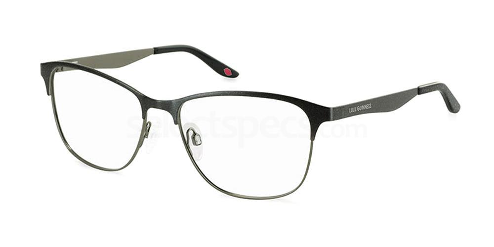 BLK L920 Glasses, Lulu Guinness Eyewear