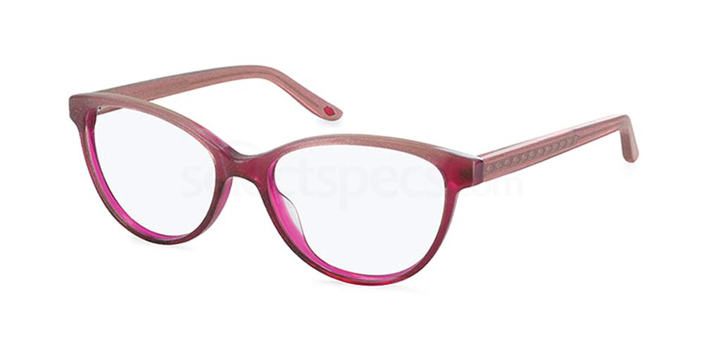 PNK L923 Glasses, Lulu Guinness Eyewear