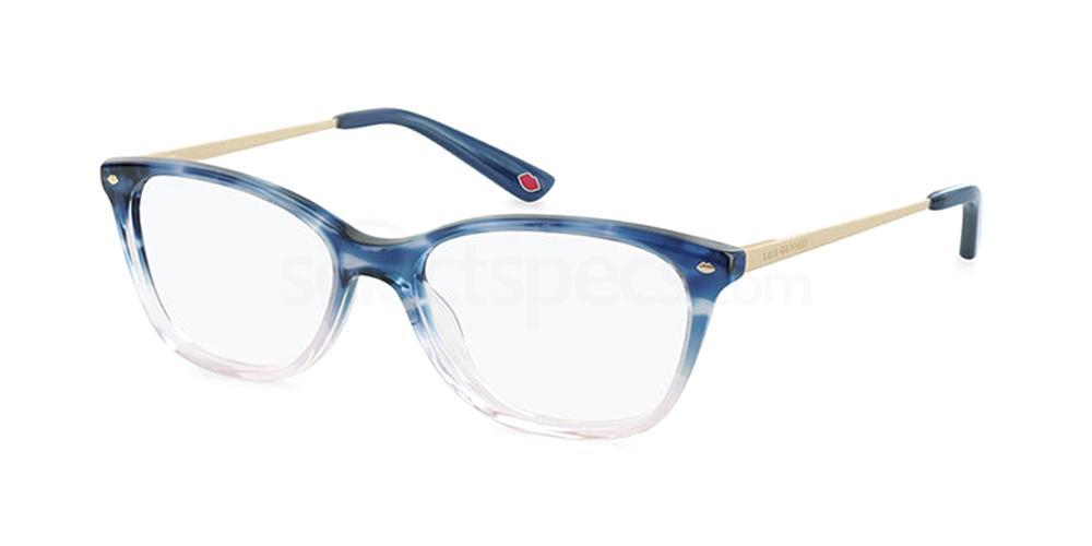 NAV L929 Glasses, Lulu Guinness Eyewear