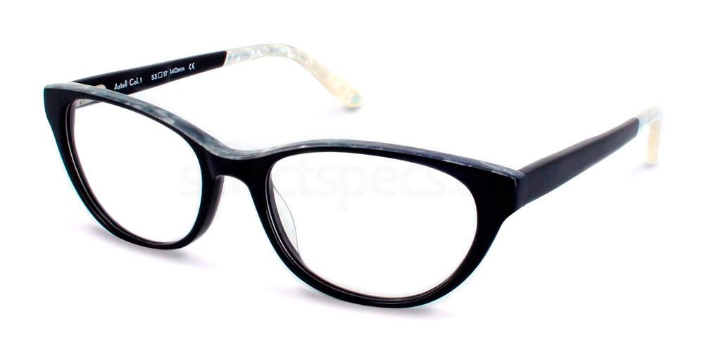 C1 ASTELL Glasses, Walter and Herbert