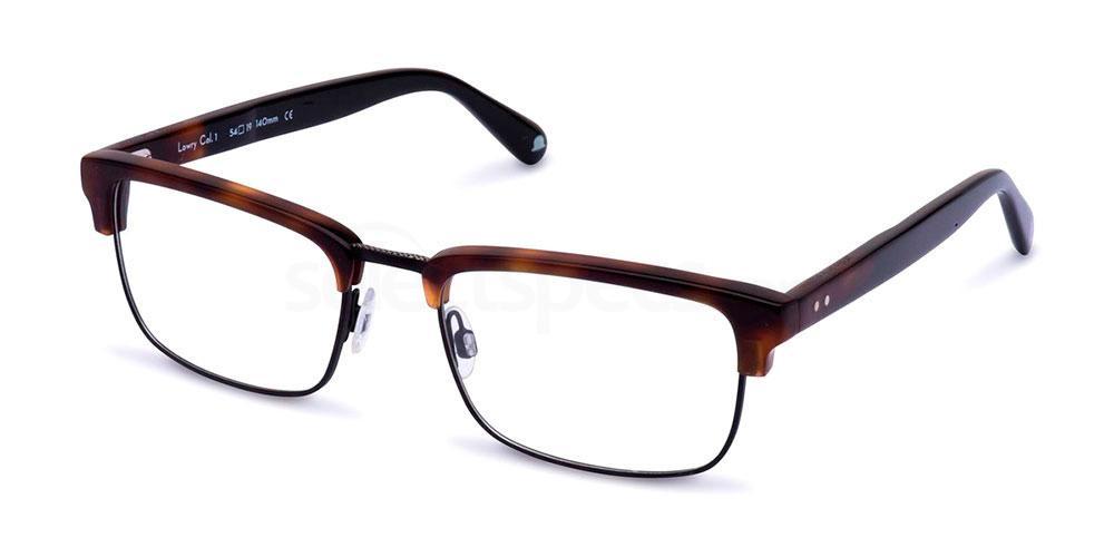 C1 LOWRY Glasses, Walter and Herbert