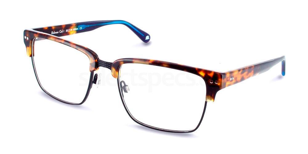 C1 RICKMAN Glasses, Walter and Herbert