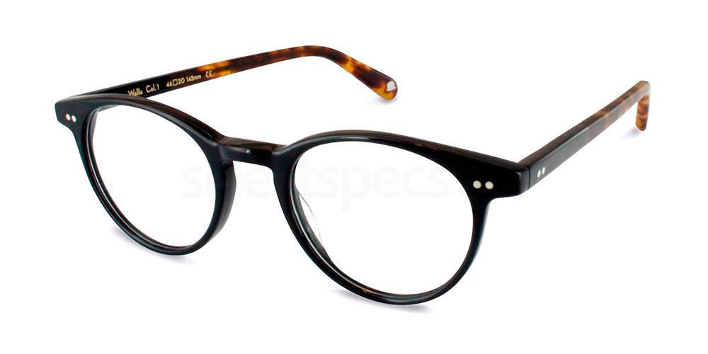 C1 WALLIS Glasses, Walter and Herbert