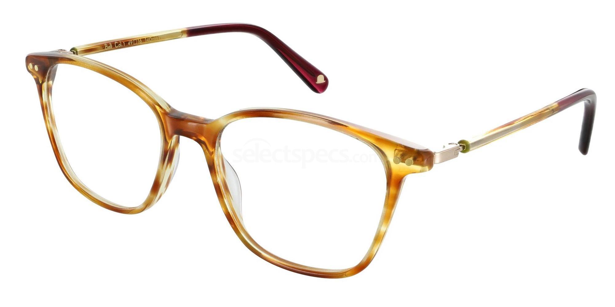 C1 BELL Glasses, Walter and Herbert