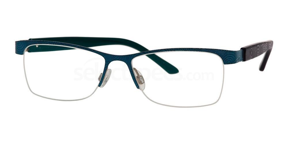 100 1381 Glasses, OWP