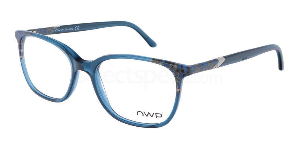 100 2167 Glasses, OWP