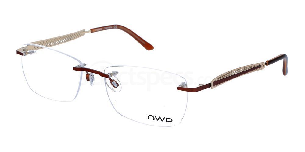 100 1405 Glasses, OWP
