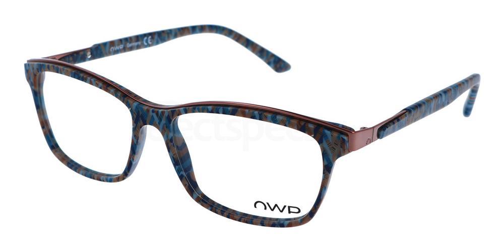 100 2152 Glasses, OWP