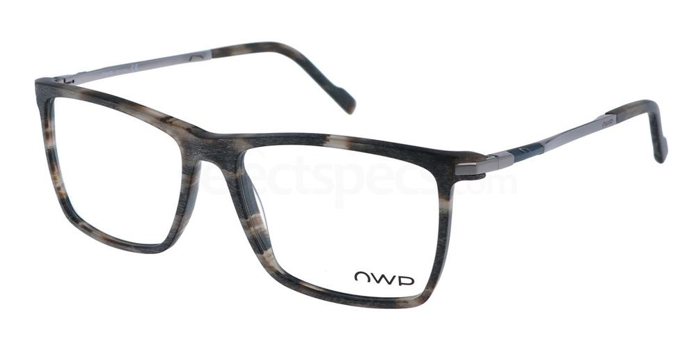 100 7502 Glasses, OWP