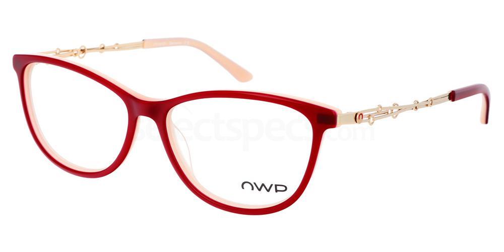 100 2172 Glasses, OWP