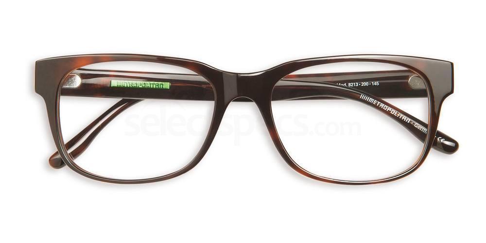 200 8213 Glasses, METROPOLITAN