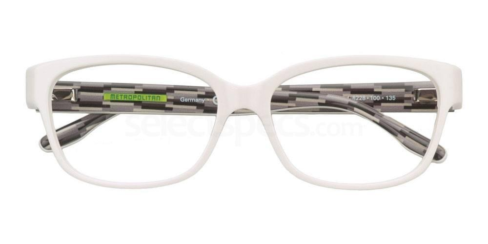 100 8228 Glasses, METROPOLITAN