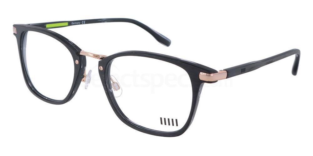 100 8249 Glasses, METROPOLITAN