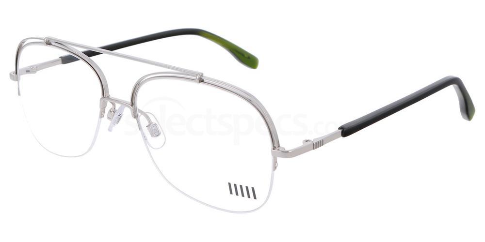200 8047 Glasses, METROPOLITAN