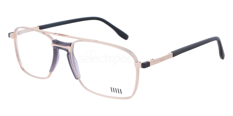 100 8046 Glasses, METROPOLITAN