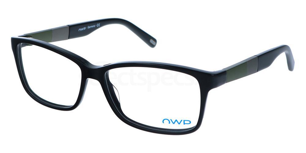 100 7598 Glasses, OWP BLAU
