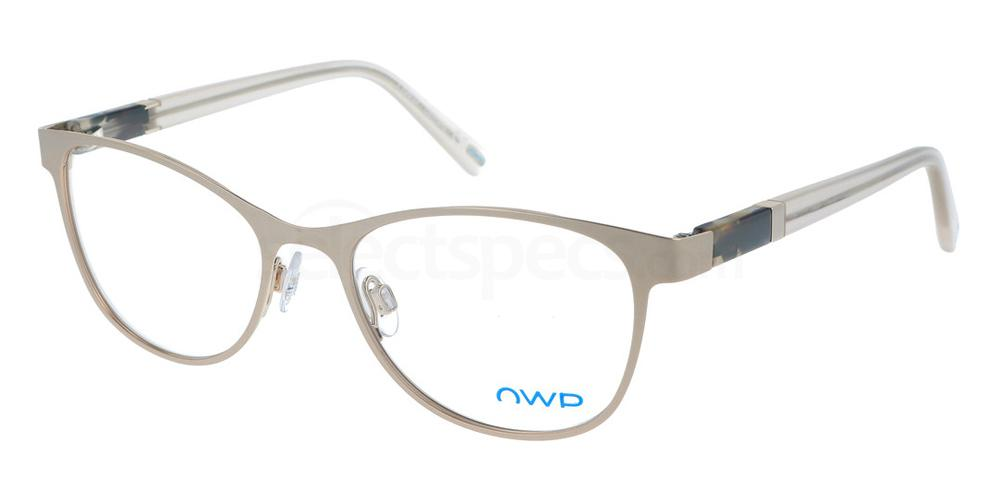200 1420 Glasses, OWP BLAU