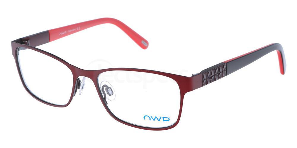 100 1419 Glasses, OWP BLAU