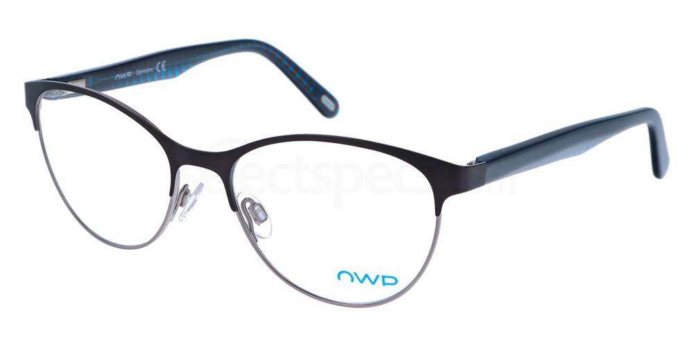 100 1415 Glasses, OWP BLAU