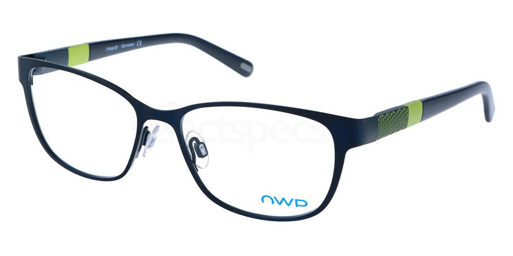 200 1409 Glasses, OWP BLAU