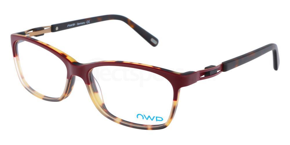 100 4026 Glasses, OWP BLAU